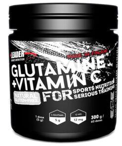 glutamine + vitamin c - fit360.ee