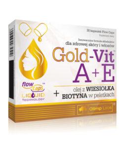 gold vit a + e vitamiinid - fit360.ee