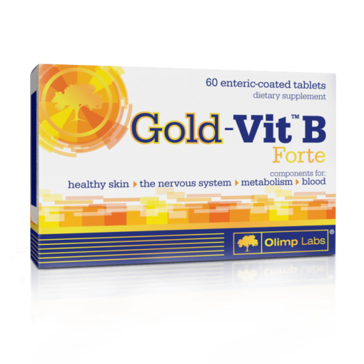 gold vit b forte olimp - fit360.ee