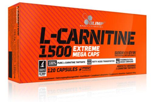 l-carnitine 1500 - fit360.ee